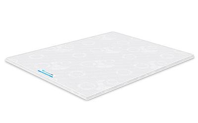 Colchoneta ADS memory foam 40 kg de 5 cm queen size